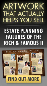 Estate Planning Failures of the Rich and Famous II